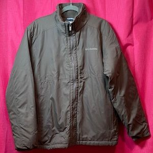 🧥 COLUMBIA BIRCH TRAIL EXS OMNI-SHIELD COAT XL